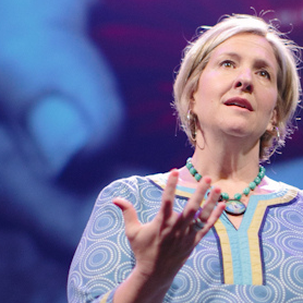 Brene Brown asks us to go forth and be uncool.