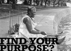 Find Your Purpose? I Say, F#@k Your Purpose.